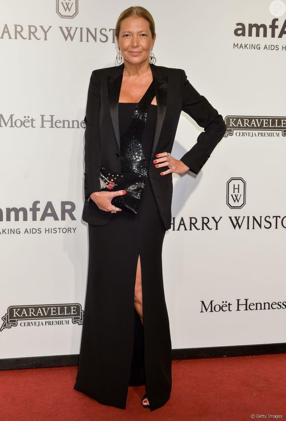 Donata Meirelles era Diretora de Estilo da revista Vogue Brasil há 7 anos