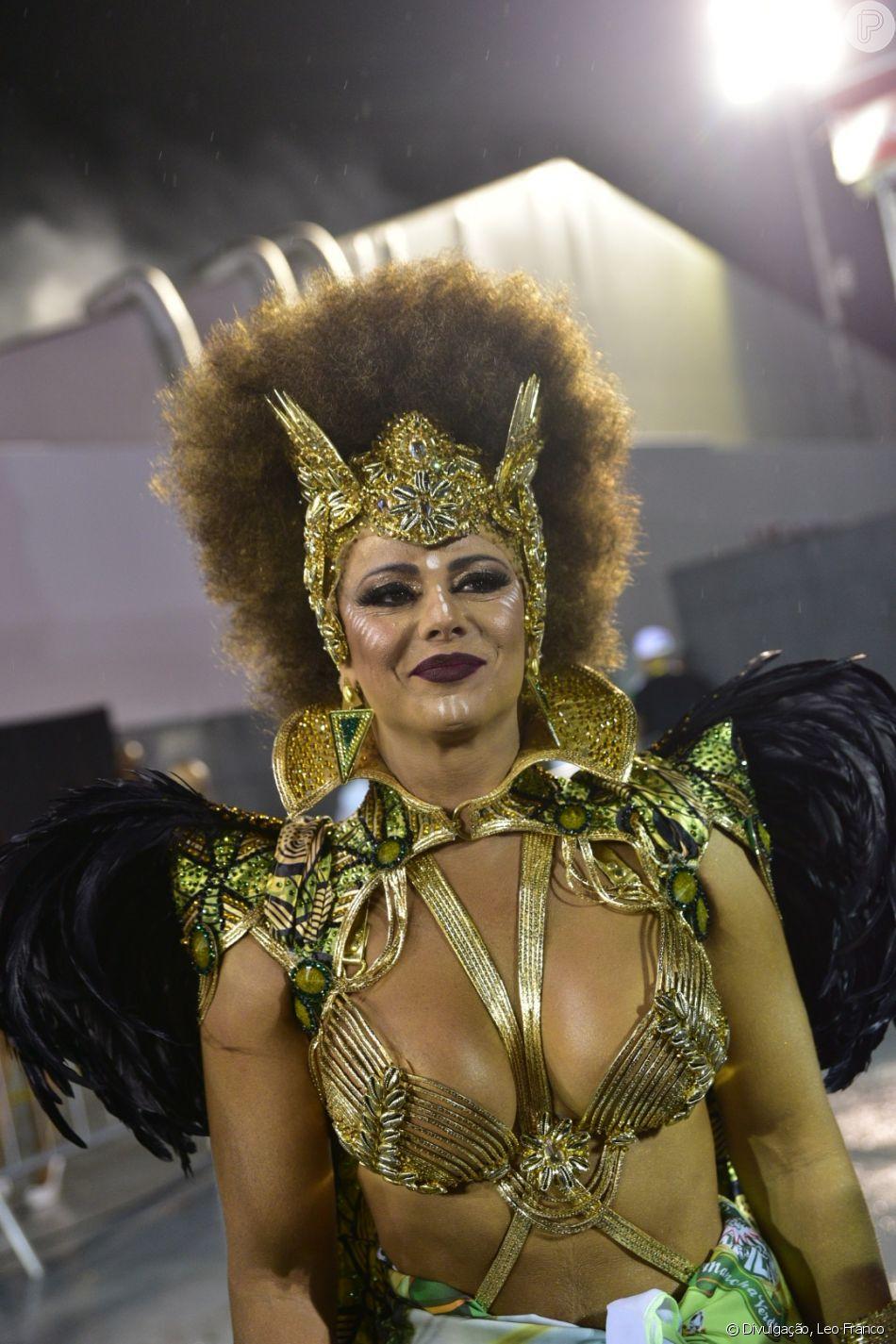 Viviane Araujo Nude Photos 8