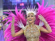 Sabrina Sato arrasa em fantasia repleta de joias no 1º carnaval após ser mãe