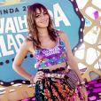 Carol Castro Carol Castro curtiu o Carnaval em Olinda, no Carvalheira na Ladeira, e elegeu uma pochete na composição do look