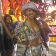 Ex-BBB Gleici Damasceno  fez sua estreia na Marquês de Sapucaí e desfilou na Paraíso do Tuiuti nesta segunda-feira, 4 de março de 2019