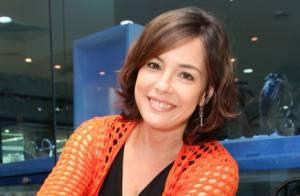 Regiane Alves retoma trabalho e fala sobre perder peso após gravidez: 'Difícil'