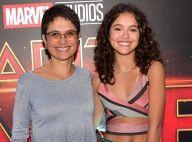Sandra Annenberg e a filha, Elisa, surpreendem pela semelhança. Veja fotos!