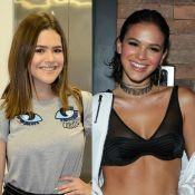 No Twitter, Bruna Marquezine elogia Maisa por post contra machismo: 'Nunca erra'