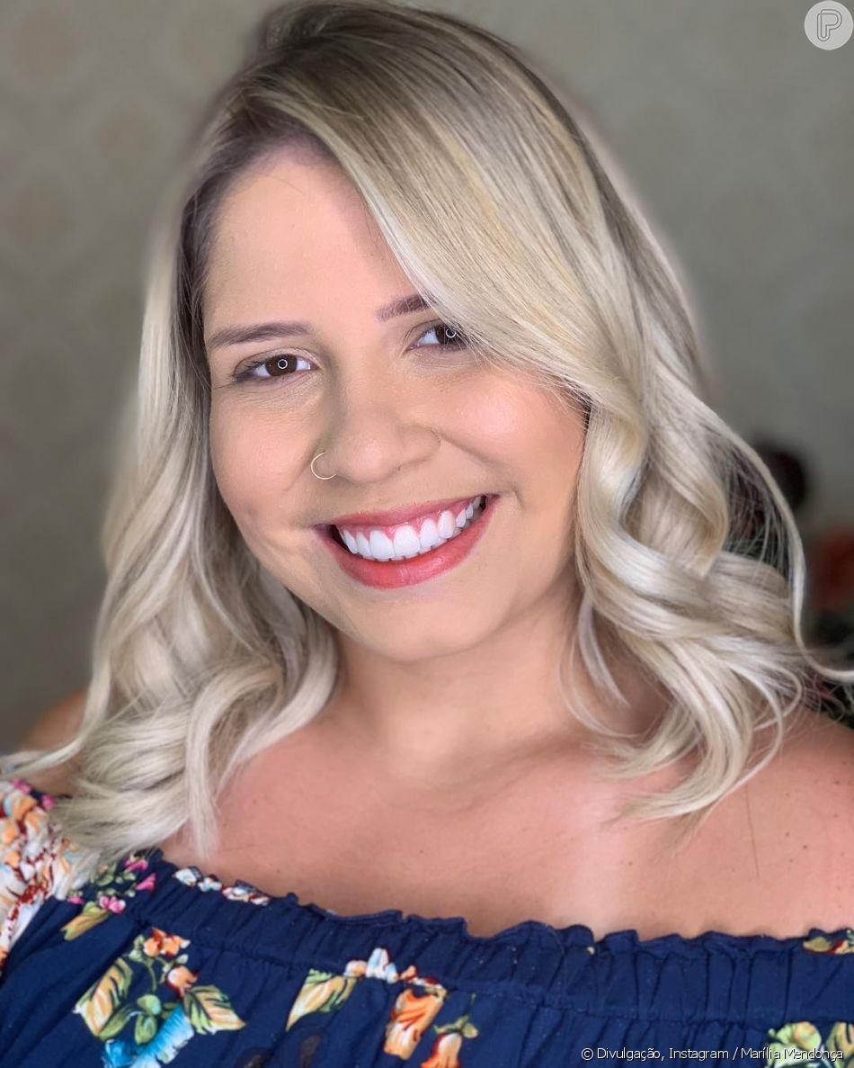 Marília Mendonça falou sobre cirurgia plástica após emagrecer vinte quilos