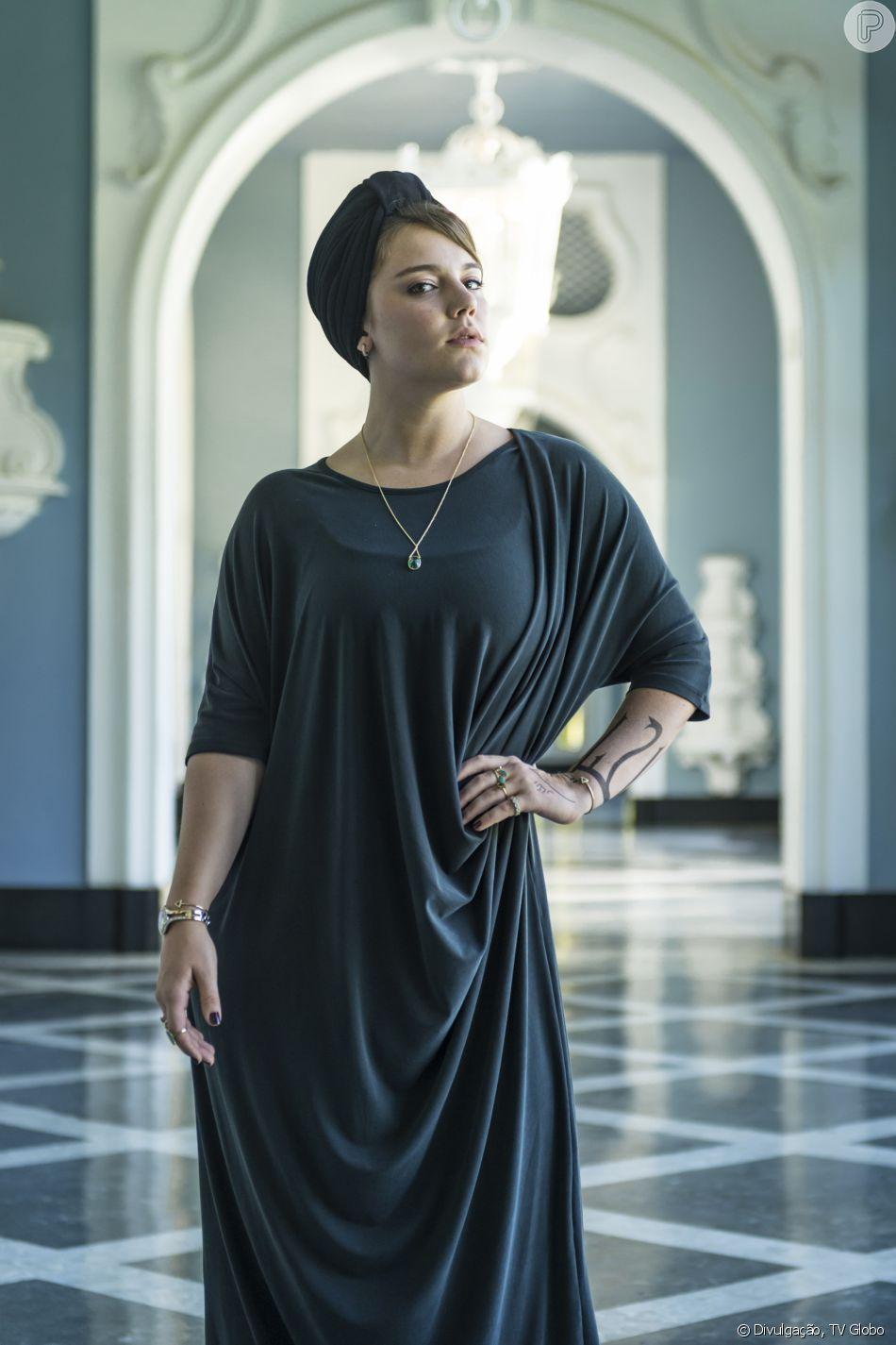 84e50053e9 Alice Wegmann interpretará uma jovem mimada, autoritária e cheia de estilo  em 'Orfãos da Terra'