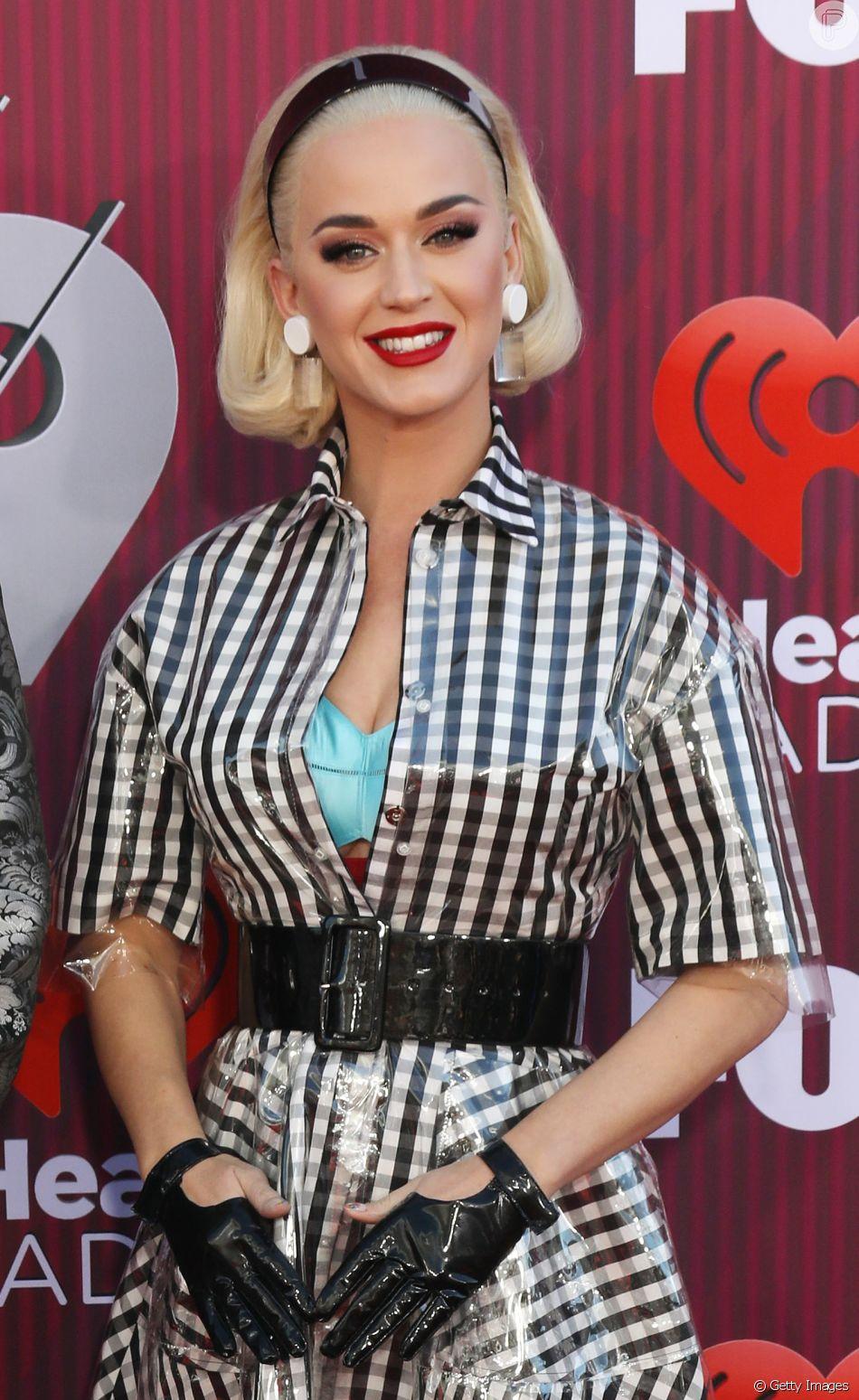 Os detalhes do look de Katy Perry que fizeram toda a diferença