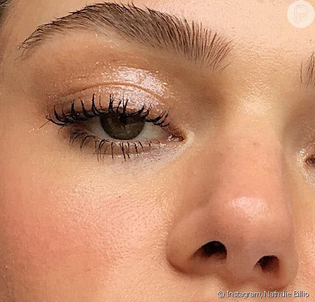 Pele fresh, wet hair e glossy eye: combo infalível para o Outono
