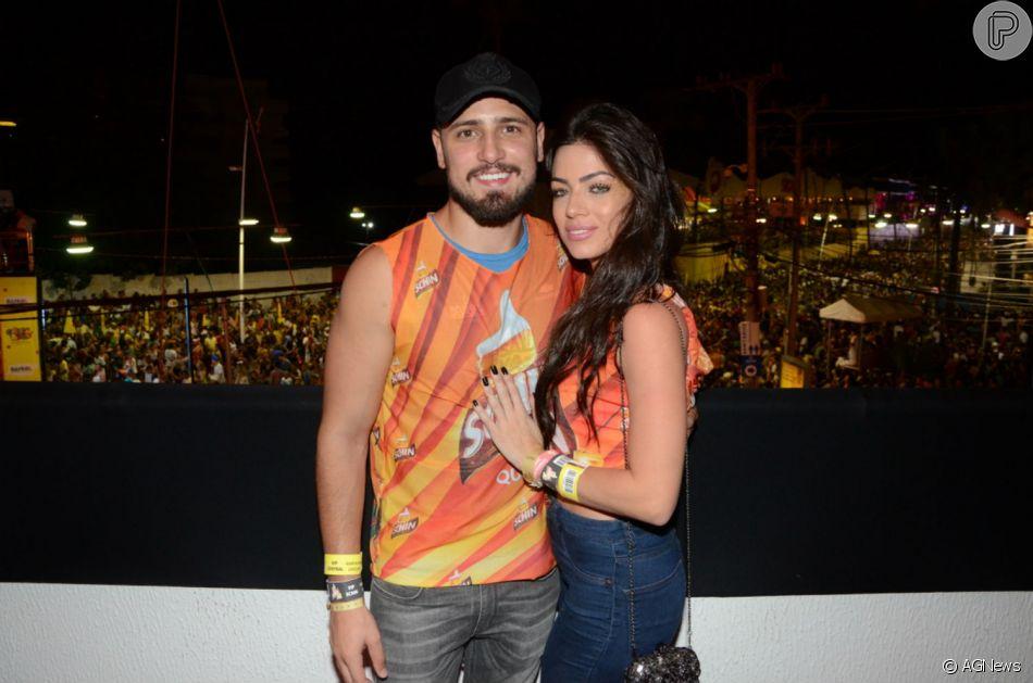 f650e0c3e3 Daniel Rocha e Laíse Leal realizam todas as festas de seu casamento na  terra de Jorge amado