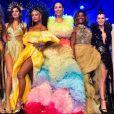 Muitas famosas cruzaram o tapete vermelho do Baile da Vogue neste sábado, 23 de março de 2019