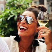 Juliana Paes completa 40 anos e ganha elogios do marido: 'Carinhosa e generosa'