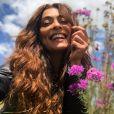 Juliana Paes completou 40 anos e foi homenageada pelo marido nas redes sociais