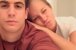 Enzo Celulari assume namoro com a modelo Jéssica Günter, ex de Olin Batista