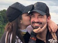 Sem assumir namoro, Maiara e Fernando Zor trocam declarações na web: 'Te amo'