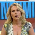 Ana Hickmann chora ao vivo no 'Programa da Tarde' após assessor insinuar que ela tem ligação com políticos