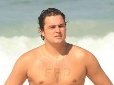 Felipe Dylon relata cuidados com o corpo após ganho de peso: 'De forma saudável'