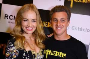 Festival do Rio: Luciano Huck e Angélica badalam exibição do filme 'Na Quebrada'