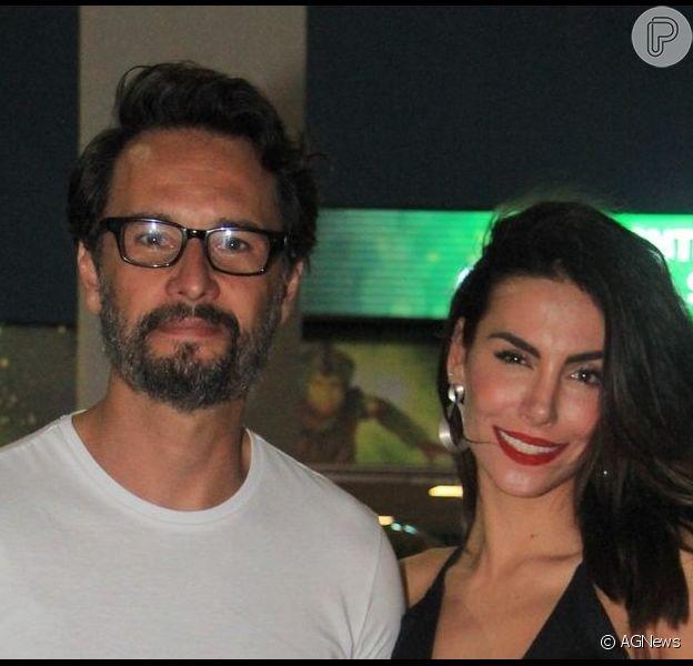 Pai de Nina, Rodrigo Santoro elogiou adaptação da filha com a mulher, Mel Fronckowiak, aos EUA: 'Dá aula para gente!'