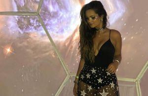 c9b4783a23 Vanessa Giácomo ousa no decote em casamento na companhia do novo ...