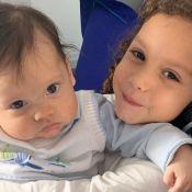 Safadão confirma internação dos filhos por pneumonia: 'Prestes a receberem alta'