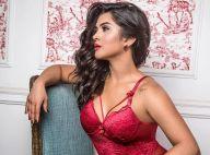De lingerie, Mileide Mihaile destaca curvas em look sensual: 'Um corpão'. Foto!