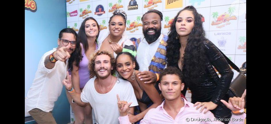 Climão pós-'BBB': chegada de Paula faz grupo 'Gaiola' deixar festa. Saiba mais!