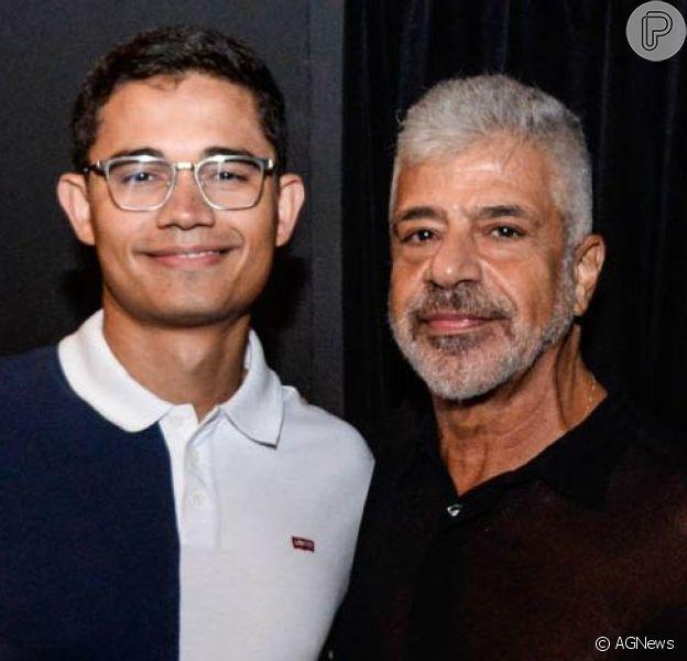 Lulu Santos e Clebson Teixeira assinaram união estável nesta sexta-feira, 19 de abril de 2019: 'Nos torna perante a lei um casal'