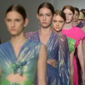 SPFW: verão promete ter degradê, alfaiataria estampada e muita cor como trends!