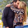 Zilu Camargo e  Marco Antonio Ruggiero estão juntos oficialmente desde março de 2018