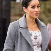 Meghan Markle é alvo de haters por suposta mensagem para filho de Kate Middleton