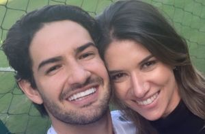 Rebeca Abravanel incentiva Pato em reestreia no futebol brasileiro: 'Torcendo'