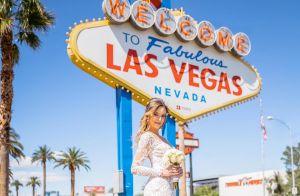 Pôr do sol em LA! Veja fotos do casamento do ex-BBB Lucas e Ana Lúcia Vilela
