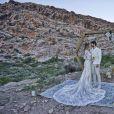 Ex-BBB Lucas chegou ao local do casamrnto com a noiva, Ana Lúcia Vilela: 'O casal que nasceu para ficar junto vai ficar junto independente de ver o vestido ou não!'
