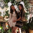Fãs especulam gravidez de Romana Novais e Alok após foto com irmã do DJ