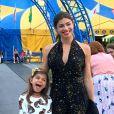 Filha de Grazi Massafera, Sofia pegou a mãe de surpresa ao perguntar como se conquista um garoto: 'Falei 'me dá uns cinco minutinhos que a mãe vai pegar uma água e já volto''