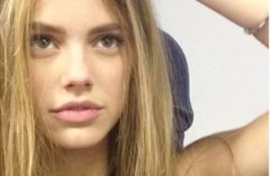 Laura Neiva publica foto com o cabelo longo e engana fãs: 'Nova loira do Tchan'