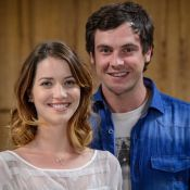 Nathalia Dill vai dividir cena de novela com o ex Sergio Guizé: 'Será incrível'
