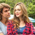 João (Rafael Vitti) tenta provar inocência no caso de Nicole (Bárbara França) para ficar com Manu (Isabelle Drummond) na novela 'Verão 90'