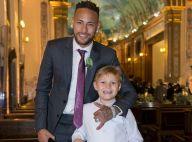 Neymar mostra Davi Lucca cantando e se declara ao filho: 'Minha felicidade'