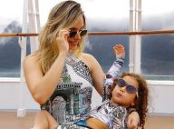 Filha de Thyane Dantas faz pose para foto e fãs apontam semelhança: 'Sua cara'