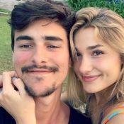 Casal fitness! Bruno Montaleone treina com Sasha: 'Malha junto, permanece junto'
