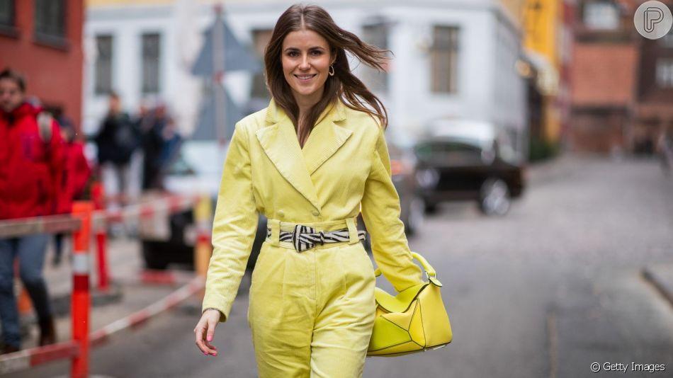 62fdb1cbf Look monocromático  dicas para fugir do óbvio na hora de se vestir em um cor