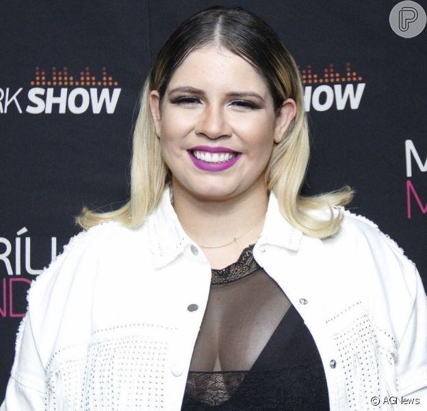 Marilia Mendonça usou looks com trends no último final de semana