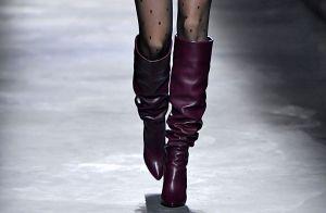 Coturnos e botas longas que você vai querer usar quando a temperatura baixar
