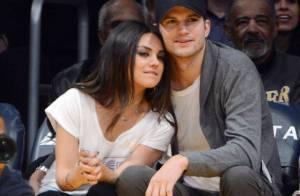 Ashton Kutcher é um 'paizão', afirma fonte sobre filha do astro com Mila Kunis
