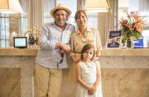 José de Abreu engata namoro com Carol Junger, de 22 anos: 'Juntos há 2 meses'