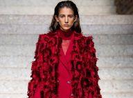 Casaco alongado, pantalona e ombreiras bordadas: 3 trends que estão em alta!