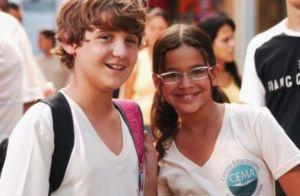 Após foto, Rafael Ciani recorda par romântico com Bruna Marquezine: 'Amizade'