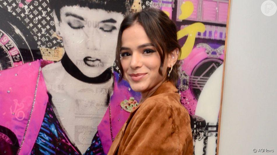 Solteira, Bruna Marquezine elege parceiro ideal em entrevista divulgada nesta quinta-feira, dia 06 de junho de 2019