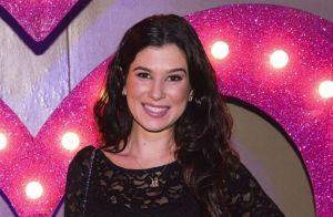 Filha de Renata Abravanel anuncia sexo do irmão, 13º neto de Silvio Santos